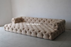 Pikowan Sofa Moonlight 300cm