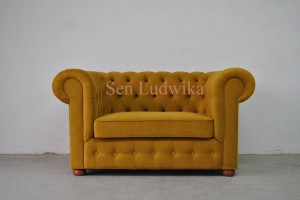 Sofa Chesterfield Classic 2 osobowa