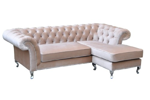 Sofa Narożna Glamour Imperial