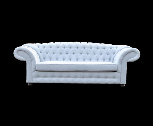 Pikowana sofa chesterfield badia